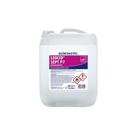 Händedesinfektion Skintastic Leocid Sept P7 10 Liter Kanister (ST=10 LITER) Produktbild