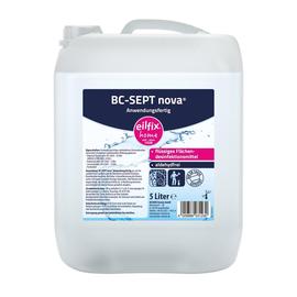 Flächendesinfektion BC-Sept Nova Home 5 Liter Kanister (Anwendungsfertig) (ST=5 LITER) Produktbild