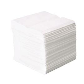 Toilettenpapier 2-lagig / 10x21cm / Einzelblatt / Zellstoff / weiß / e7 e one (PACK=9000 STÜCK) Produktbild