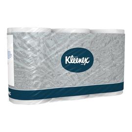 Toilettenpapier 3-lagig / 350 Blatt / Zellstoff / hochweiß / Kimberly Clark 8440 (KTN=36 ROLLEN) Produktbild