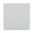 Servietten Zelltuch 1/4 Falz / 33x33cm / 3-lagig / weiß / Duni (PACK=250 STÜCK) Produktbild