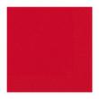 Servietten 1/4 Falz 33x33cm 3-lagig rot Duni Produktbild