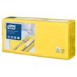 Servietten Soft  1/4 Falz / 33x33cm / 3-lagig / gelb / Tork  477862 (PACK=150 STÜCK) Produktbild