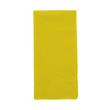 Servietten Zelltuch 1/8 Falz / 33x33cm / 3-lagig / gelb / Duni (PACK=250 STÜCK) Produktbild