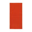 Servietten Zelltuch 1/8 Falz / 33x33cm / 3-lagig / mandarin / Duni (PACK=250 STÜCK) Produktbild