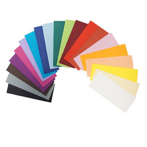 Servietten Tissue Basic 1/8 Falz / 33x33cm / 3-lagig / braun (PACK=100 STÜCK) Produktbild Additional View 1 L