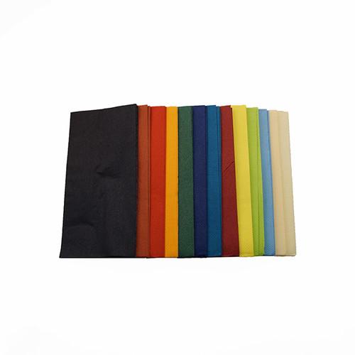 Servietten Soft 1/8 Falz 39x39cm / 3-lagig / dunkelblau / Tork 477619 (PACK=100 STÜCK) Produktbild Additional View 2 L