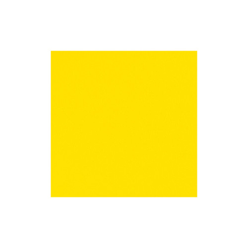 Mitteldecken Dunicel 84x84cm / gelb (KTN=100 STÜCK) Produktbild Front View L