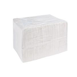 Servietten Tissue 1/4 Falz / 40x40cm / 3-lagig / weiß (PACK=250 STÜCK) Produktbild