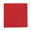 Servietten Klassik Zelltuch 1/4 Falz 40x40cm / 4-lagig / bordeaux / Duni (PACK=50 STÜCK) Produktbild
