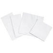 Servietten Tissue 1/4 Falz / 24x24cm / 2-lagig / weiß (PACK=200 STÜCK) Produktbild