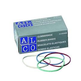 Gummiringe ø 85mm rot ALCO 736-12 (KTN=50 GRAMM) Produktbild