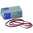 Gummibänder 130x4mm rot ALCO 750-12 (KTN=50 GRAMM) Produktbild