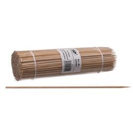 Bambus Schaschlikstäbchen  20cm (PACK=200 STÜCK) Produktbild