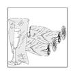 Packseide 50x75cm 28g/m² recycling Nips 118730201 (PACK=250 BOGEN) Produktbild Additional View 2 S