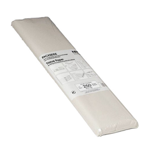 Packseide 50x75cm 28g/m² recycling Nips 118730201 (PACK=250 BOGEN) Produktbild