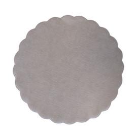 Tassendeckchen  Ø9cm / weiß (PACK=1000 STÜCK) Produktbild