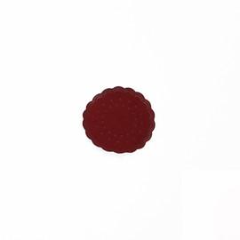 Tassendeckchen Ø7,5cm / bordeaux / 8-lagig / Zellstoff / Duni 165726 (PACK=250 STÜCK) Produktbild