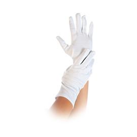 Baumwoll Mehrweghandschuhe BLANC weiß / Größe M (KTN=300 STÜCK) Produktbild