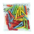 Lose TREFFER von 251-300 bunt gemischt gerollt mit Pappring Wolf & Appenzeller 220251 (PACK=50 STÜCK) Produktbild
