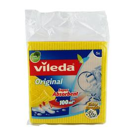 Schwammtücher Vileda 24694 (PACK=5 STÜCK) Produktbild