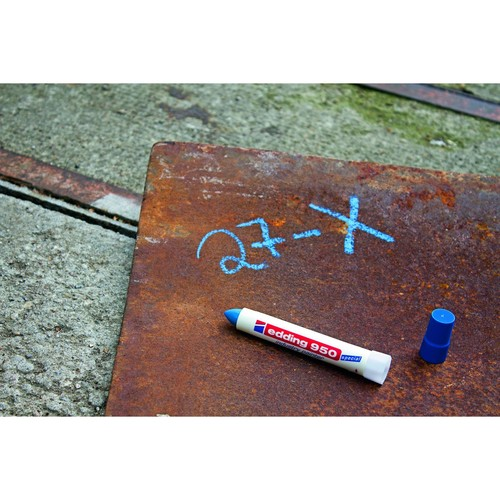 Industry Painter 950 10mm Rundspitze weiß Edding 4-950049 Produktbild Additional View 1 L