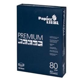 Kopierpapier 1A PAPIER LIEBL Premium A3 80g weiß (PACK=500 BLATT) Produktbild