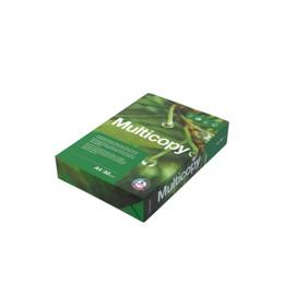Kopierpapier MultiCopy Original TCF 2-fach gelocht A4 80g weiß FSC EU-Ecolabel 168CIE (PACK=500 BLATT) Produktbild