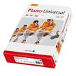 Kopierpapier Plano Universal A4 80g weiß holzfrei 2-fach gelocht (PACK=500 BLATT) Produktbild