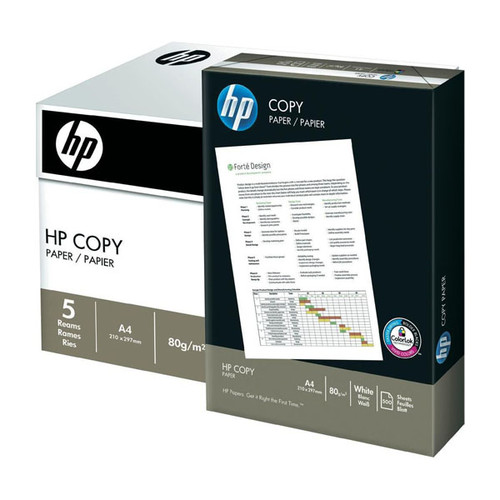 Kopierpapier HP Copy CHP910 A4 80g weiß 88007468 (PACK=500 BLATT) Produktbild Additional View 1 L