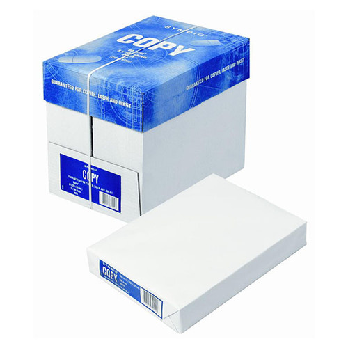 Kopierpapier Symbio Copy A4 80g weiß ECF 147CIE (PACK=500 BLATT) Produktbild Additional View 1 L