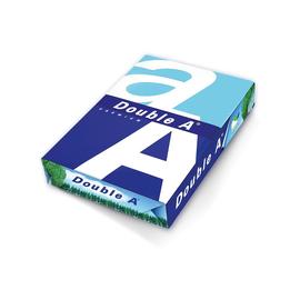 Kopierpapier Double A A4 80g weiß holzfrei (PACK=500 BLATT) Produktbild