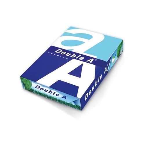 Kopierpapier Double A A4 80g weiß holzfrei 10330015028 (PACK=500 BLATT) Produktbild Additional View 1 L