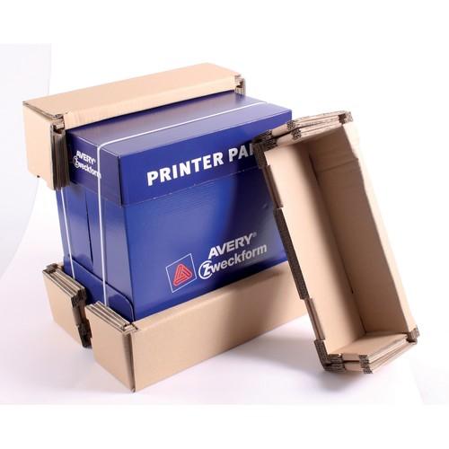 Papier Inkjet+Laser+Kopier A4 80g weiß holzfrei Zweckform 2574 (PACK=500 BLATT) Produktbild Additional View 6 L