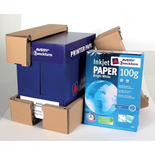 Papier Inkjet+Laser+Kopier A4 80g weiß holzfrei Zweckform 2574 (PACK=500 BLATT) Produktbild Additional View 7 L
