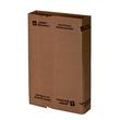 Papier Inkjet+Laser+Kopier A4 80g weiß holzfrei Zweckform 2574 (PACK=500 BLATT) Produktbild Back View S