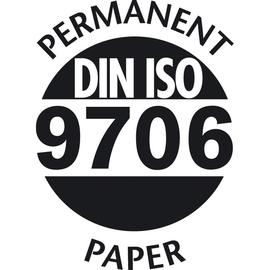 Kopierpapier Rey Copy A4 80g weiß chlorfrei ungelocht FSC (PACK=500 BLATT) Produktbild