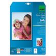 Fotopapier Inkjet Ultra A4 260g superweiß high-glossy Sigel IP677 (PACK=20 BLATT) Produktbild Additional View 1 S