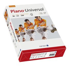 Kopierpapier tecno Universal A4 80g weiß FSC (PACK=500 BLATT) Produktbild