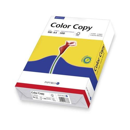 Kopierpapier Color Copy A3 100g weiß 88007860 (PACK=500 BLATT) Produktbild Front View L