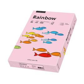 Kopierpapier Rainbow Pastell 54 A3 80g hellrosa 88042522 (PACK=500 BLATT) Produktbild