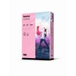 Kopierpapier tecno colors 55 A3 80g rosa Pastellfarben (PACK=500 BLATT) Produktbild