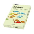 Kopierpapier Rainbow Pastell 72 A3 80g hellgrün 88042588 (PACK=500 BLATT) Produktbild