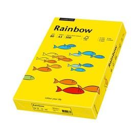 Kopierpapier tecno colors 18 A3 80g intensivgelb Intensivfarben (PACK=500 BLATT) Produktbild