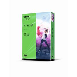 Kopierpapier tecno colors 78 A3 80g intensivgrün Intensivfarben (PACK=500 BLATT) Produktbild