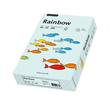 Kopierpapier Rainbow Pastell 82 A4 80g hellblau 88042695 (PACK=500 BLATT) Produktbild