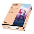 Kopierpapier tecno colors 40 A4 80g lachs Pastellfarben (PACK=500 BLATT) Produktbild