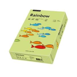Kopierpapier Rainbow Intensiv 74 A4 80g leuchtend grün 88042607 (PACK=500 BLATT) Produktbild
