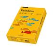 Kopierpapier Rainbow Pastell 22 A4 80g mittelorange 88042409 (PACK=500 BLATT) Produktbild