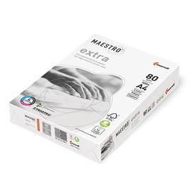 Kopierpapier Maestro Extra A5 120g weiß holzfrei (PACK=500 BLATT) Produktbild